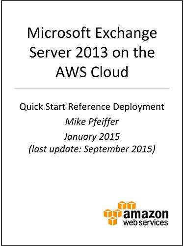 Exchange Server on AWS (AWS Quick Start) (English Edition) de [Whitepapers