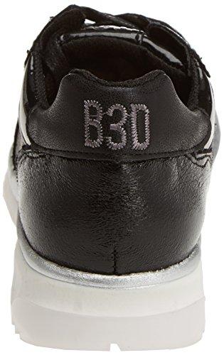 bass3d 041321, Sneaker Basse Donna Nero