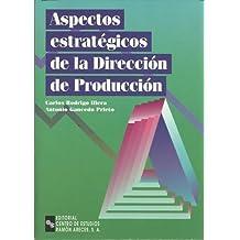 Aspectos estratégicos de la dirección de producción