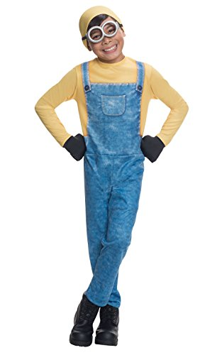 Rubie´s Offizielles Kind 's Despicable Me Universal Studios Minion Bob - Medium (Me Kostüm Despicable Minion)