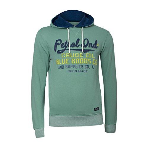 Petrol Industries Herren Sweatshirt Grün