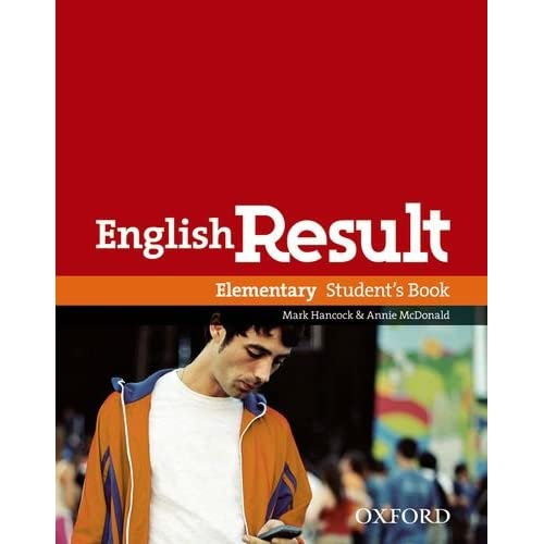 English Result : Elementary Student's Book