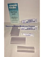 Tres Kits de reparación de vinilo, para cama hinchable de piscina hinchable de juguetes,