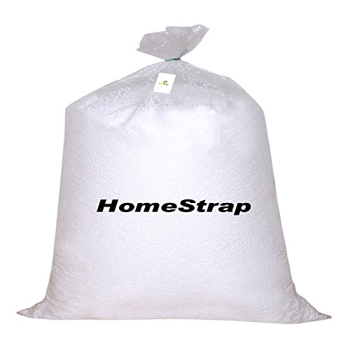 Homestrap 0.5 Kg Premium A Grade Bean Bag Refill / Filler