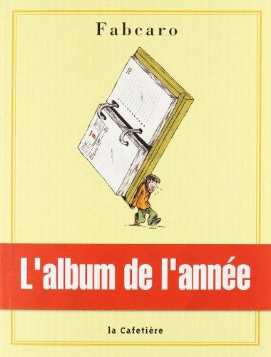 L'Album de l'Année par Fabcaro