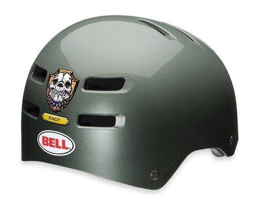 Bell Faction Ash Kagy Gr. L (58-63cm) Fahrrad MTB BMX Skater Inliner Helm