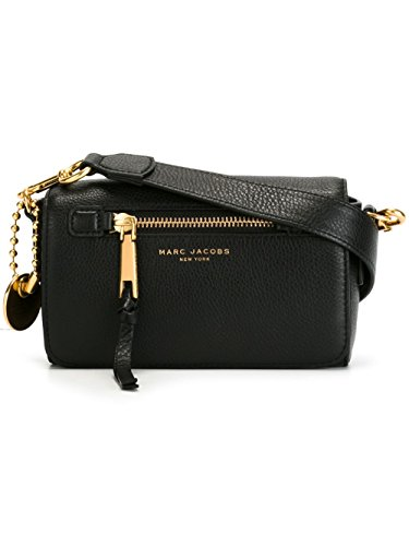 MARC BY MARC JACOBS BORSA A SPALLA DONNA M0008896001O PELLE NERO