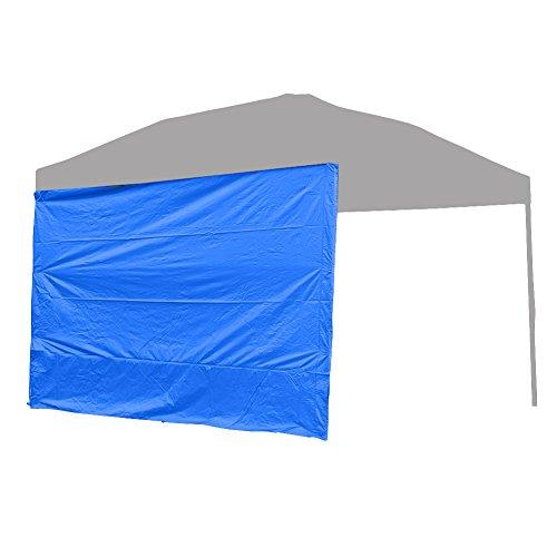 NINAT Parte Parasole stoffa for Per 3m il Gazebo / Baldacchino Tenda Impermeabile (Gazebo Frame non Inclusi), Azzurro