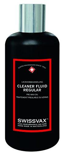 SWISSVAX / SWIZÖL Cleaner Fluid Regular, 250ml (Handpolitur)