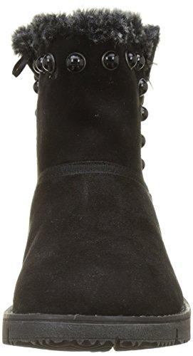 Tom Tailor 3793106, Bottes Souples Femme Noir (Black)
