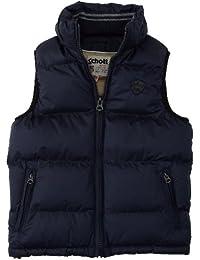 Schott - Abrigo sin mangas para niño
