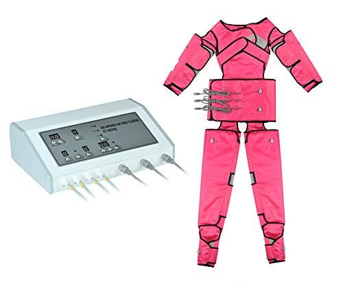 Pneumatische Geräte (ZBLL Professionelles Instrument zur Körperpflege pneumatische Massage Infrarot-Hyperthermie Infrarot-Fieber-Entgiftungsinstrument Hauptkörper-Abnehmeninstrument)