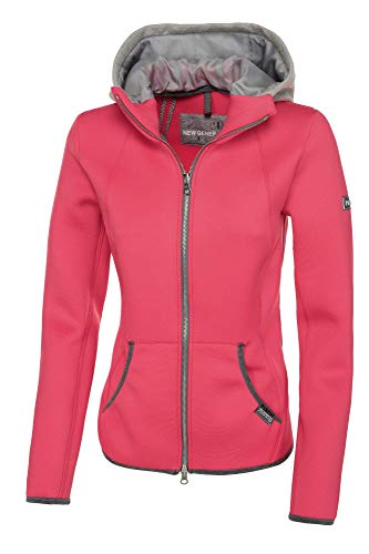 Pikeur Gracee Damen-Materialmix-Reitjacke HW18 Rouge red Größe 42