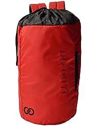 INFINITI Red & Black Sacpack 20 L Backpack