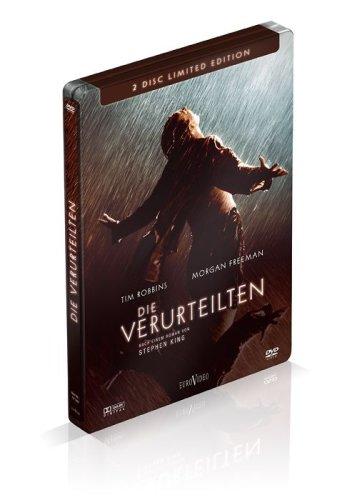 Bild von Die Verurteilten - Limited Steelbook Edition 2 DVDs [Limited Special Edition]