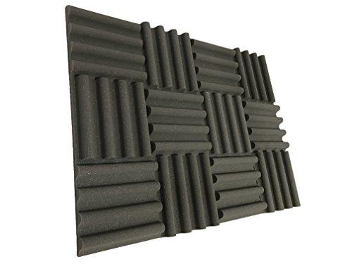 Advanced Acoustics 30,5cm Mini Wave Akustik Studio Behandlung Schaumstoff 12Tile Pack (1.1sqm)