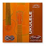 Stagg UK2841NY - Cuerdas para ukelele (nailon)