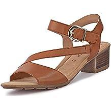 13a60e088b4708 Gabor 24.564-24 Damen Elegante Sandalette aus Glattleder Best-Fitting-System