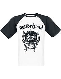 Motörhead Everything Louder T-Shirt white-black S
