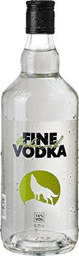 a 0,7 l 16%| Leckerer Vodka Genuss mit Melonengeschmack für absoluten Party-Spaß | Als Cocktail oder als Shot | (Halloween Cocktail Rezepte Mit Wodka)