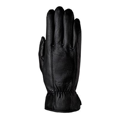 Roeckl Kali schwarz Lederhandschuh