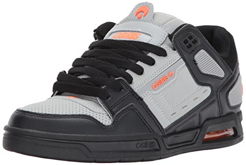 Baskets Osiris: Peril GR Light Grey/Orange