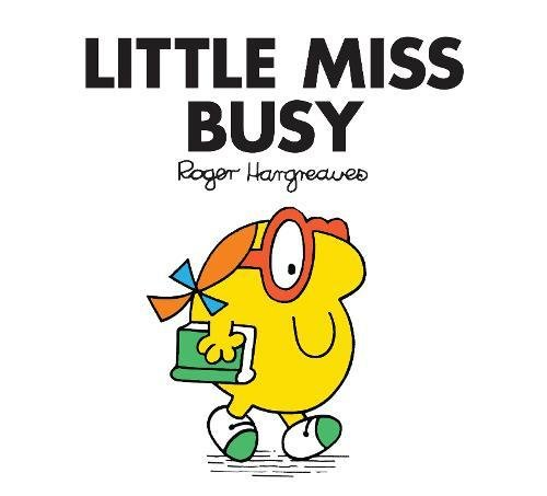 Little Miss Busy (Little Miss Classic Library) por Roger Hargreaves