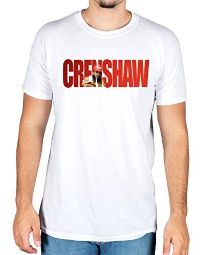 Ulterior Clothing Nipsey Hussle Crenshaw Logo T-Shirt -