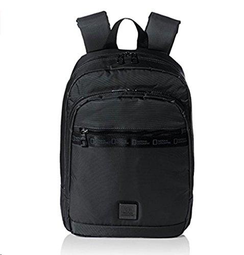 Preisvergleich Produktbild National Geographic Rucksack N-Generation schwarz 42x10,5x30cm Tasche 04604 06 Bowatex