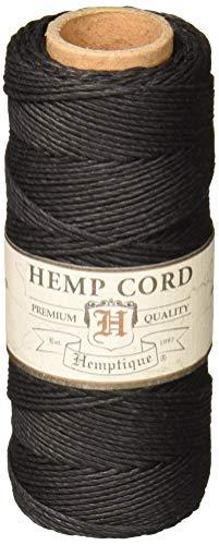 Hemptique Hemp Cord Spool 20lb 2...
