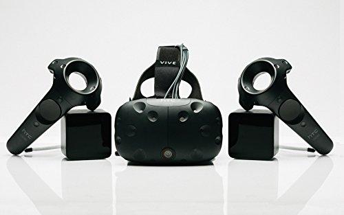 HTC Vive Virtual Reality Headset - HTC Vive VR Virtual Reality Headset