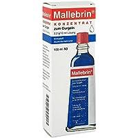 Mallebrin Konzentrat zum Gurgeln 100 ml preisvergleich bei billige-tabletten.eu