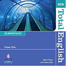 New Total English Elementary Class Audio CD (Total English) (CD-Audio) - Common