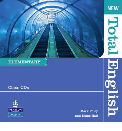 [(New Total English Elementary Class Audio CD)] [ By (author) Diane Hall, By (author) Mark Foley ] [January, 2011]