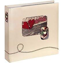 Hama Isny - Álbum de fotografía (Rojo)