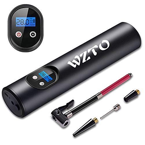 WZTO Compresor Aire Portátil Bomba Inflador Coche