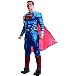 Batman V Superman - Dawn Of Justice, disfraz para adulto, talla Unica (Rubie's Spain 810842)