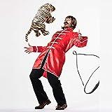 El Rey del Carnaval Kostüm - Tamer Rot - Hombre, L