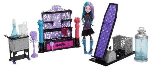 Monster High Create-A-Monster Color-Me-Creepy Design Chamber by Mattel TOY (English (Monster Color High)