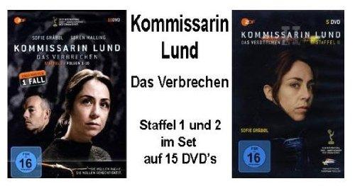 Kommissarin Lund - Das Verbrechen: