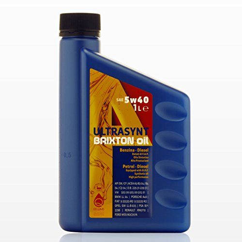 Brixton Oil UltraSynt | 5w40 (1L)