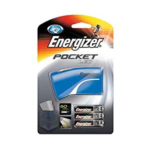 Energizer Pocket Led Torch 3 X Aaa