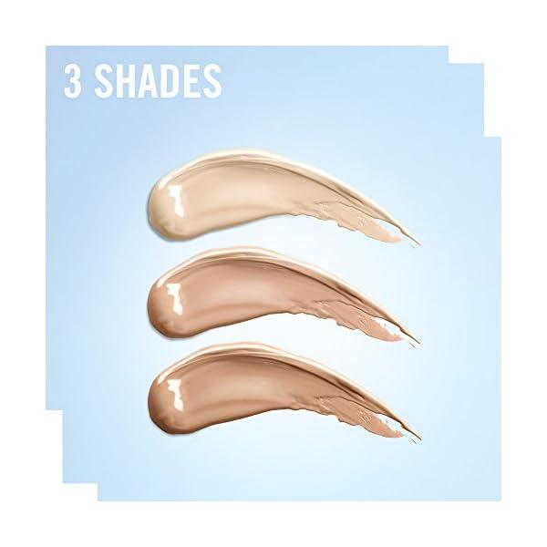 Maquillaje con color BB Cream Perfección 9en 1de Rimmel.