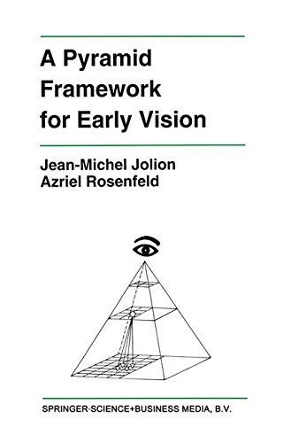 A Pyramid Framework for Early Vision: Multiresolutional Computer Vision (The Springer International Series in Engineering and Computer Science) Computer-geräte-rack