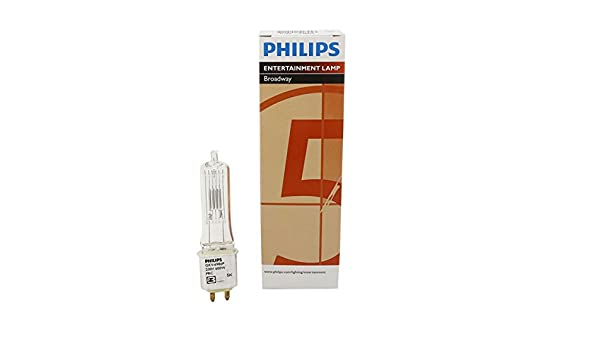 Philips 6986P 600W G9.5 230V AC Reflector Lamp for Theater Lighting