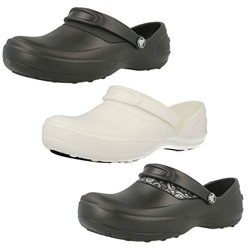 <span class='b_prefix'></span> Crocs Women's Mercy operate Clogs