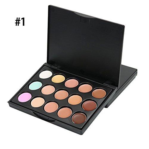 Etosell Correcteur Professionnel Palette Maquillage Visage Creme Anti-Cernes