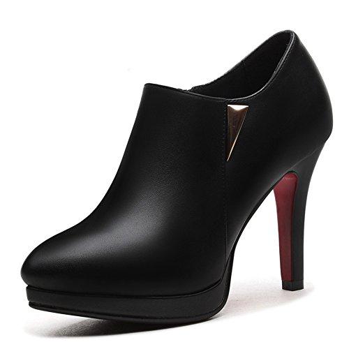 Printemps chaussures/professionnel/Chaussures à talon/Talons pointus/Wild women shoes B