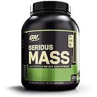 Optimum Nutrition Serious Mass Protéine Chocolat 2,72 kg