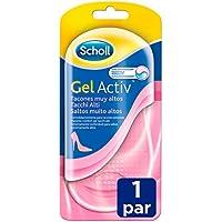 Scholl Semelles confort pour talons hauts en gel pour femme